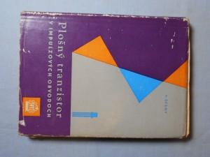 náhled knihy - Plošný tranzistor v impulzových obvodoch