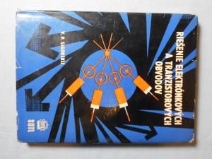 náhled knihy - Riešenie elektrónkových a tranzistorových obvodov