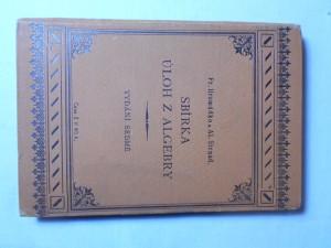 náhled knihy - Sbírka úloh z algebry pro vyšší třídy středních škol