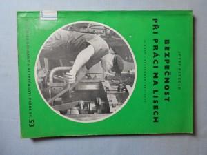 náhled knihy - Bezpečnost při práci na lisech. 2. část, Vřetenové třecí lisy