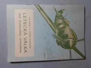 náhled knihy - Letecká válka nad Drahanskou vrchovinou