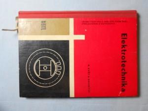 náhled knihy - Elektrotechnika : Učeb. text pro 3. roč. stř. prům. škol strojnických a hutnických pro pracující