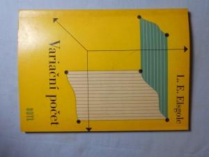 náhled knihy - Variační počet