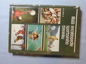 náhled knihy - Malá encyklopedie sportovního tréninku