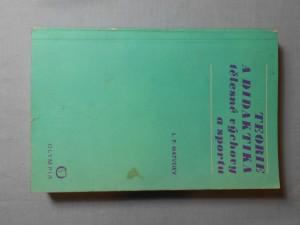náhled knihy - Teorie a didaktika tělesné výchovy a sportu