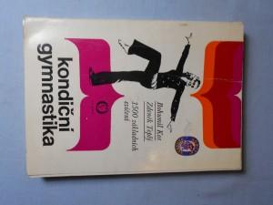 náhled knihy - Kondiční gymnastika : 1500 základních cvičení