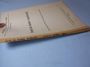 náhled knihy - Úvod do teorie vyučování