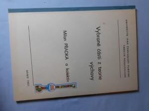 náhled knihy - Vybrané části z teorie výchovy