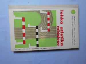 náhled knihy - Lehká atletika mládeže