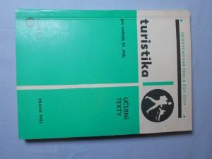 náhled knihy - Turistika pro cvičitele 4. třídy