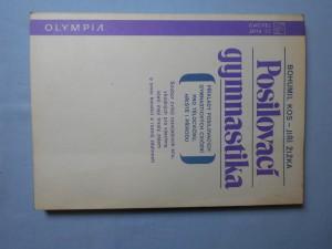 náhled knihy - Posilovací gymnastika : příklady posilovacích gymnastických cvičení pro tělocvičnu, hřiště i přírodu