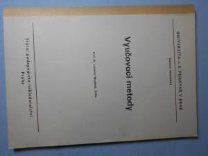 náhled knihy - Vyučovací metody