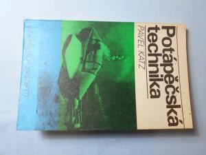 náhled knihy - Potápěčská technika
