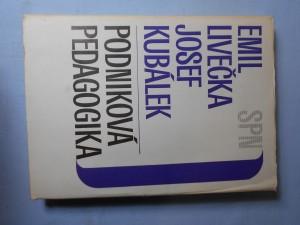 náhled knihy - Podniková pedagogika : [příručka ke studiu na filozof. fak.]