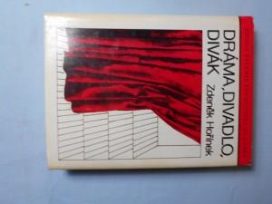 náhled knihy - Dráma, divadlo, divák