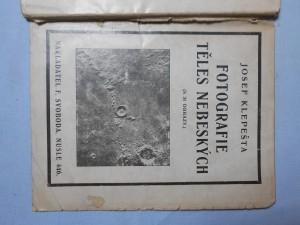 náhled knihy - Fotografie těles nebeských