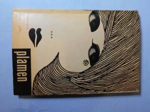náhled knihy - Plamen 4/62 : Měsíčník pro literaturu, umění a život, ročník čtvrtý, duben.