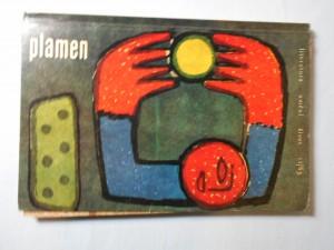 náhled knihy - Plamen 11/63 : Měsíčník pro literaturu, umění a život, ročník pátý, listopad