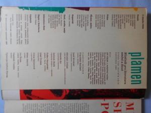 náhled knihy - Plamen 7/63 : Měsíčník pro literaturu, umění a život, ročník pátý, červenec.
