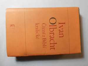 náhled knihy - Čtení z Biblí kralické