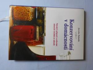 náhled knihy - Konzervování v domácnosti