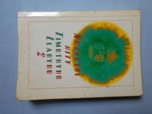 náhled knihy - Největší hity Timothyho Learyho : rukopisy 1980-1990
