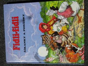 náhled knihy - Fidli-fidli : říkanky a pohádky
