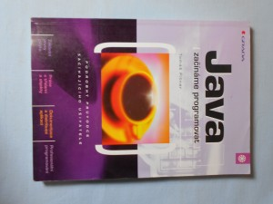 náhled knihy - Java - začínáme programovat : podrobný průvodce začínajícího uživatele