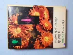 náhled knihy - Ochrana květin a jiných okrasných rostlin
