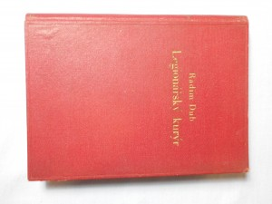 náhled knihy - Legionářský kurýr : román ze života československých legií
