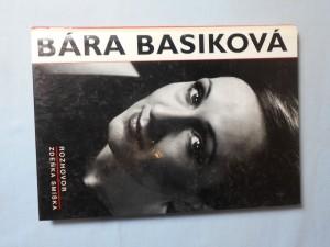 náhled knihy - Bára Basiková : rozhovor