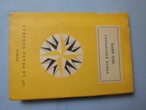 náhled knihy - Vatikánské kobky : bláznovská fraška