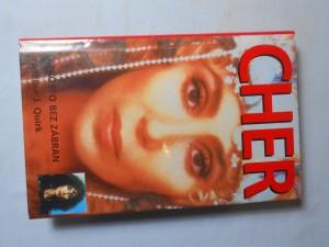 náhled knihy - Cher : naprosto bez zábran