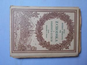 náhled knihy - Z Chodska a odjinud z Čech