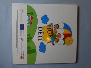 náhled knihy - Hurá, děti : Metodická publikace pro děti