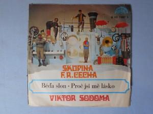 náhled knihy - Skupina F.R. Čecha a Viktor Sodoma: Béďa slon, Proč jsi mě lásko