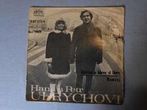 náhled knihy - Hana a Petr Ulrychovi: Zpívám a hlavu si lámu, Ranvej