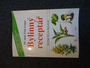 náhled knihy - Bylinný receptář : důvěřujte léčivým silám přírody