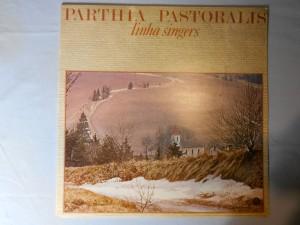 náhled knihy - Parthia pastoralis - linha singers