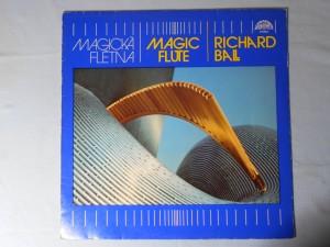 náhled knihy - Richard Ball – Magická flétna, Magic flute