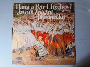 náhled knihy - Hana a Petr Ulrychovi – Javory, Zpívání při vínečku