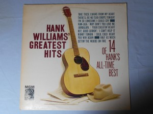náhled knihy - Hank William's greatest hits – 14 of Hank's all-time best
