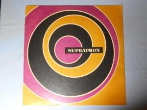 náhled knihy - Supraphon – Česká filharmonie, Talich , Patetická