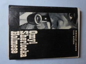 náhled knihy - Omyl Sherlocka Holmese