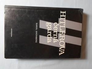 náhled knihy - SS - Hitlerova černá garda