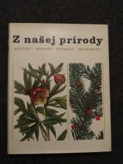 náhled knihy - Z našej prírody : rastlíny, horniny, minerály, skamenelíny