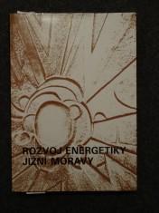 náhled knihy - Rozvoj energetiky jižní Moravy