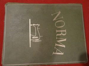 náhled knihy - Základní střihy Norma