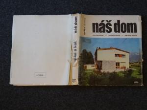 náhled knihy - Náš dom - navrhovanie, zariaďovanie a úprava okolia