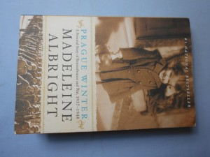 náhled knihy - Prague winter: a Personal story of remembrance and war, 1937-1948
